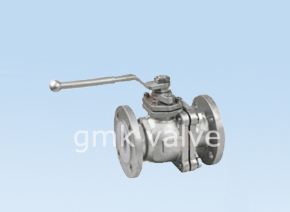 PFA Lined Stainless Steel Ball Valve